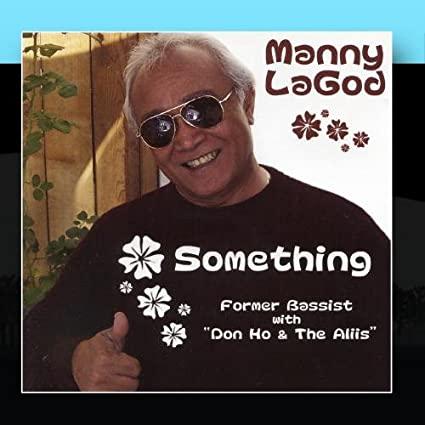 https://www.amazon.com/Something-Manny-LaGod/dp/B004PGNTJO